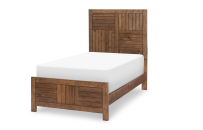 Panel Bed, Twin