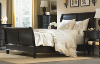 Sleigh Bed Cal King