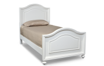 Panel Bed  Twin