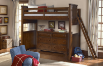 Loft Bed  Twin