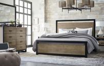 Panel Bed Complete 5/0 - Queen