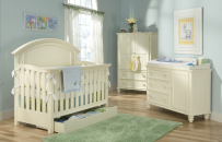 Nursery Convertible Crib