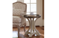 Gallery Round End Table