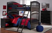 Full Over Full Bunk Bed 4/6