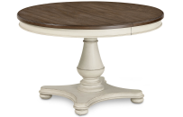 Round to Oval PedestalTable
