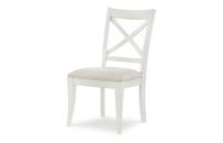 X Back Side Chair - Sea Salt
