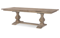 Complete Rect. Trestle Table