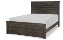 Panel Bed, Queen