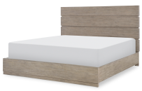 Complete Panel Bed, CA King