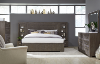 Complete Wall Panel Bed, CA King 6/0