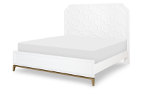 Complete Lattice Panel Bed, CA King