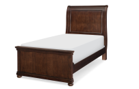 Complete Sleigh Bed, Full