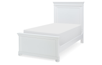 Complete Panel Bed, Twin