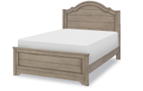 Complete Arched Panel Bed, Full